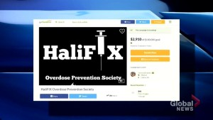 Halifax doctor leading overdose prevention site fundraiser